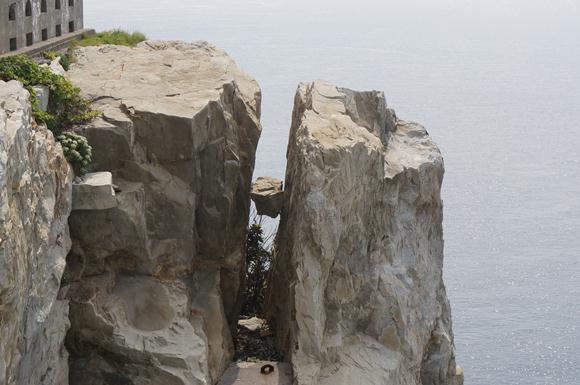 軌跡の岩も発見.JPG